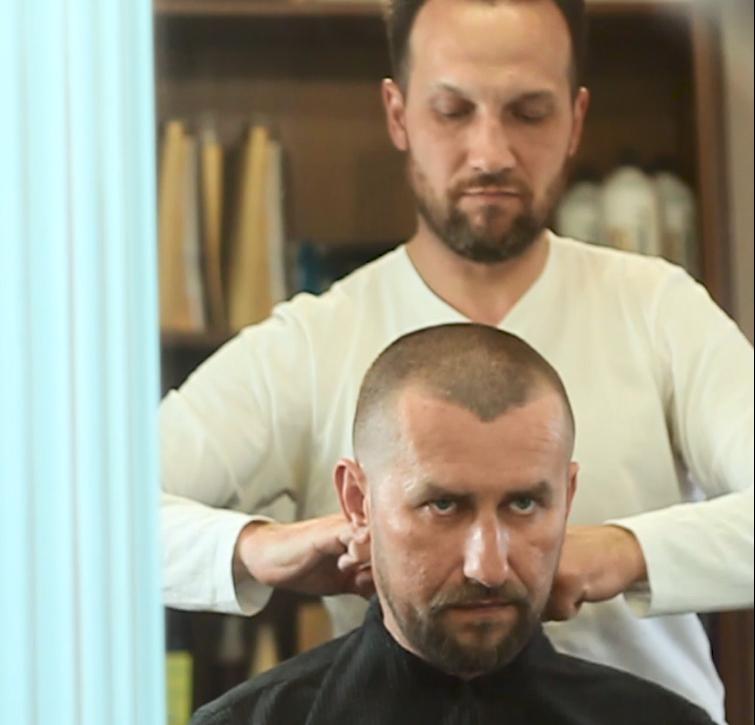 Мужские стрижки и моделирование бороды в Истре
