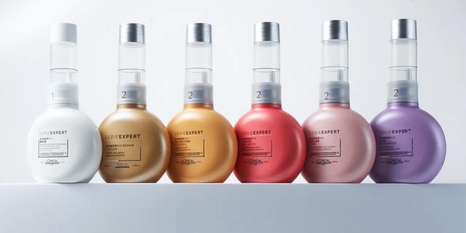 Восстановление и преображение волос от L'Oreal